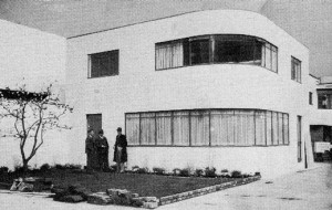 Sunspan House, 1934